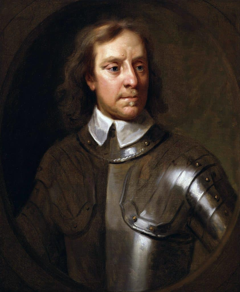 Oliver Cromwell was Ireland's greatest enemy.