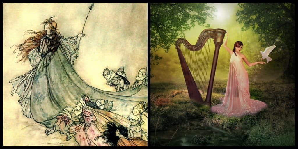 The 10 most famous MYTHS and LEGENDS from Irish folklore