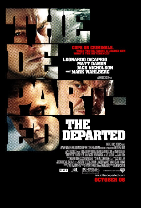 The Departed is one of the best Irish gangster movies.