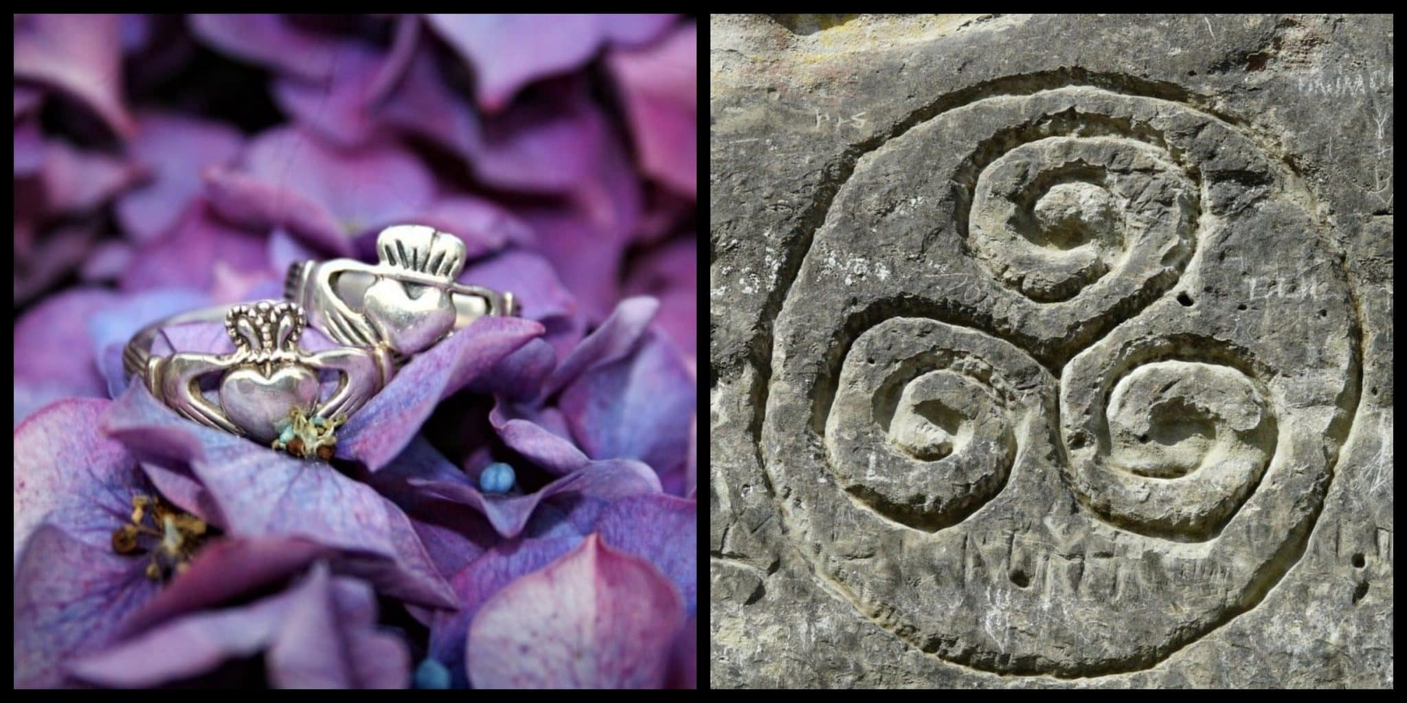 The Irish CELTIC SYMBOL for FAMILY what is it and what it means