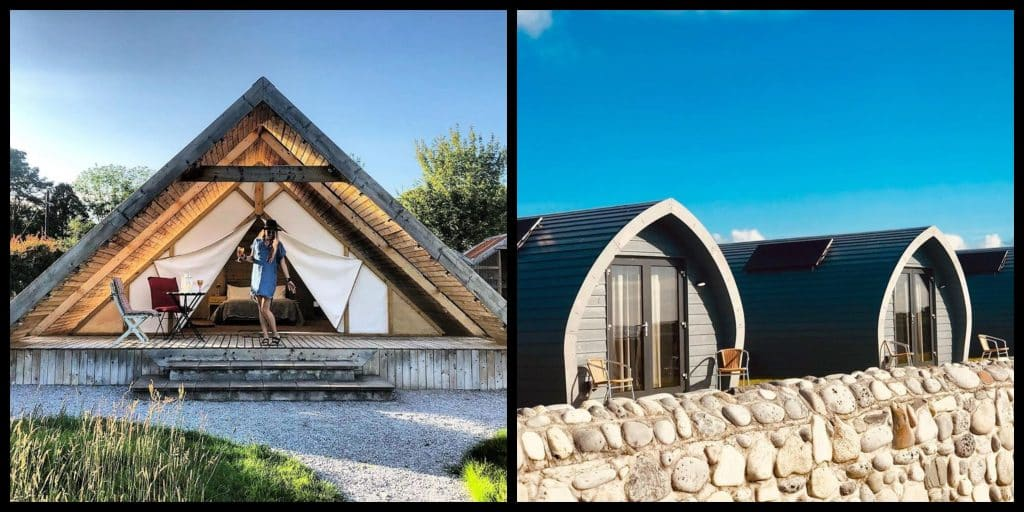 The 10 best places to go Glamping in Ireland, RANKED