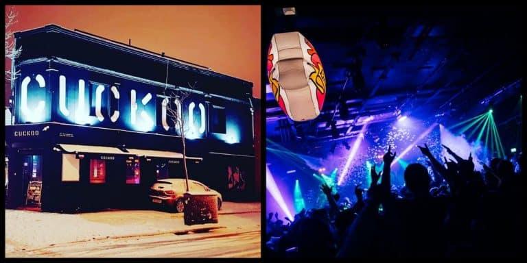Top 5 nightclubs in Belfast, RANKED