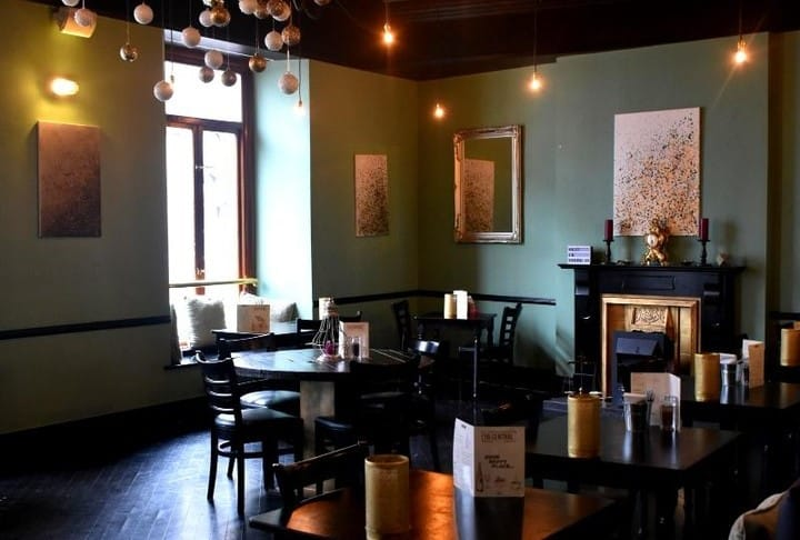 56 Central – one of the best breakfast and brunch places in Galway