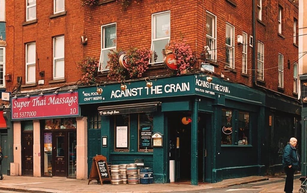 Against The Grain – for extensive range of 0% beers