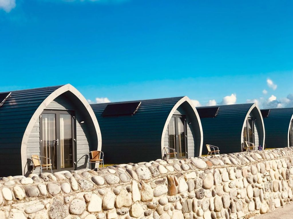 Aran Islands Camping and Glamping, Co. Galway – for the comforts of home.