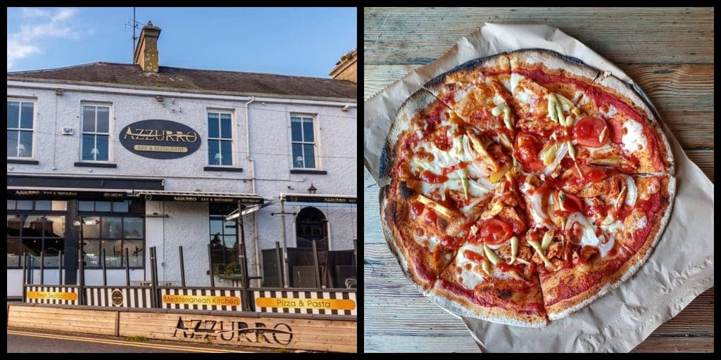 Top 5 spots for pizza in Waterford