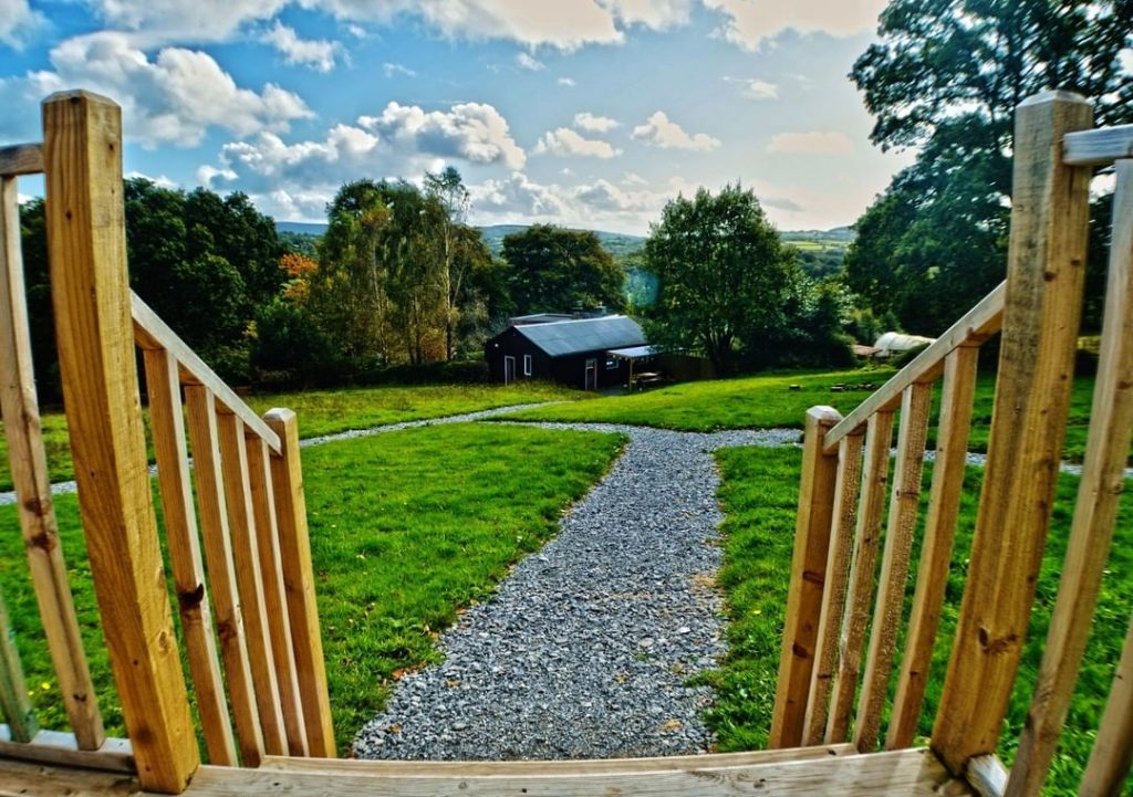 Butterfly Valley Glamping, Co. Kilkenny – an intimate glamping site