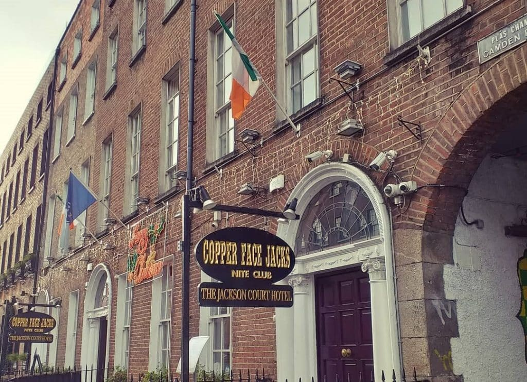 Go to Coppers Face Jacks – Ireland's most famous nightclub.