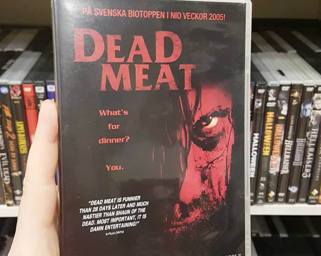 Dead Meat (2004) – low budget, low quality Irish movie