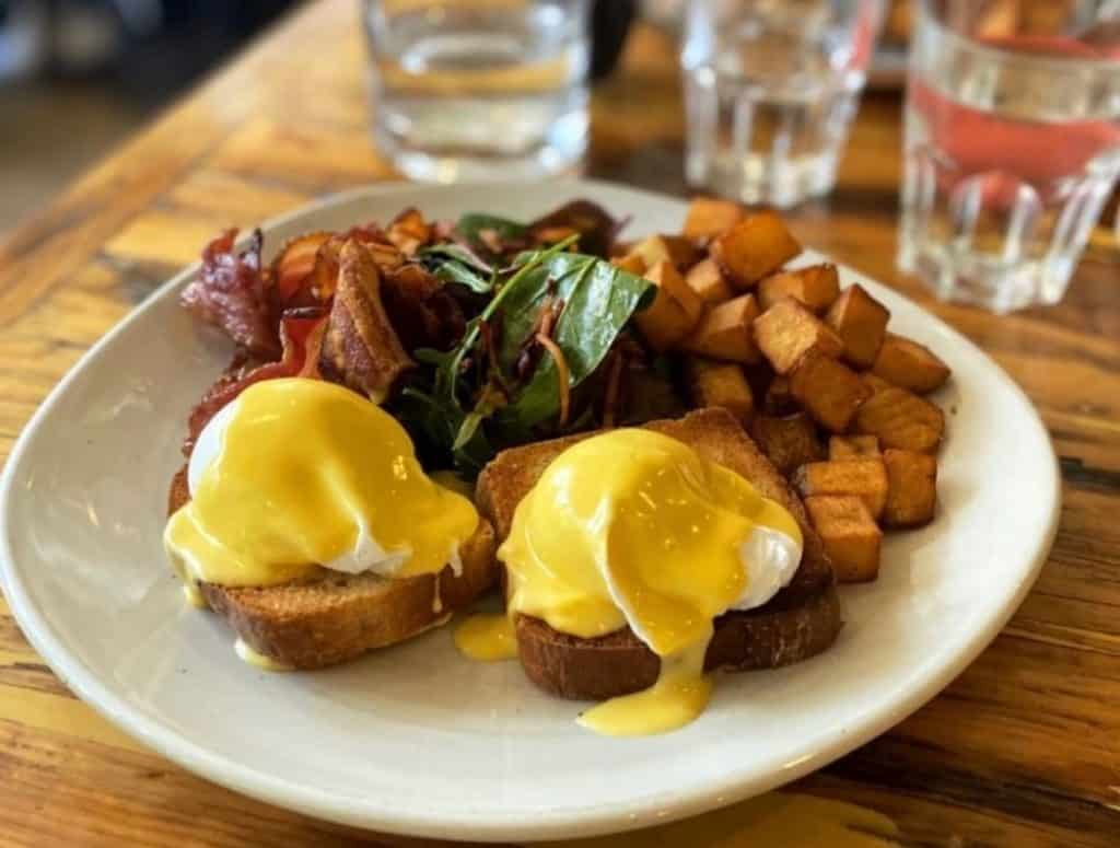 Dela – the best brunch place in Galway