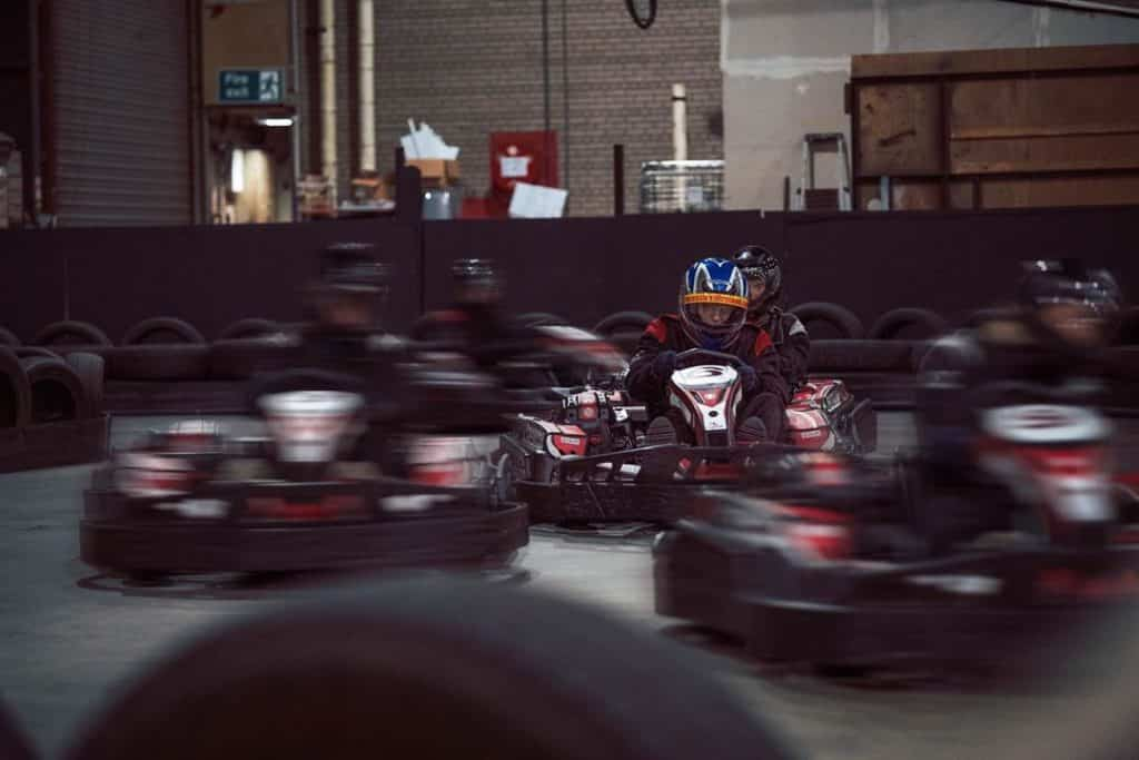 Eddie Irvine Sports Centre – to learn from the most famous Irish racing driver