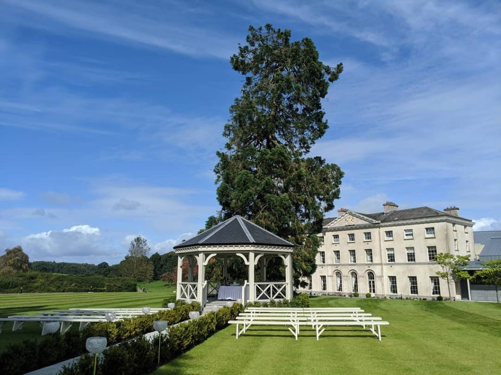 Farnham Estate is one of the best spa hotels in Ireland.