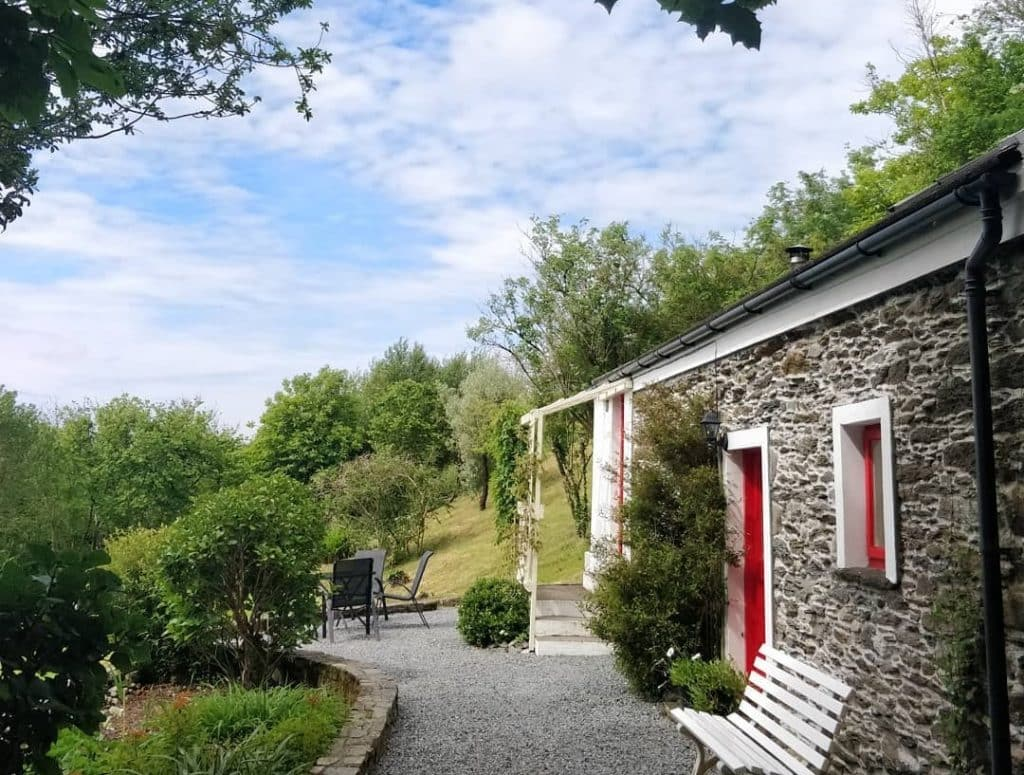 The Four Directions Cottage in Cork is one of the best cottages in Ireland that you can stay in.