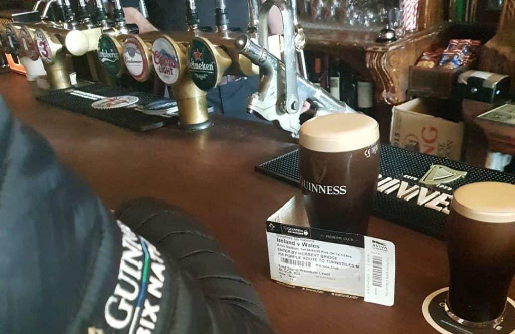 Dublin - The Gravediggers