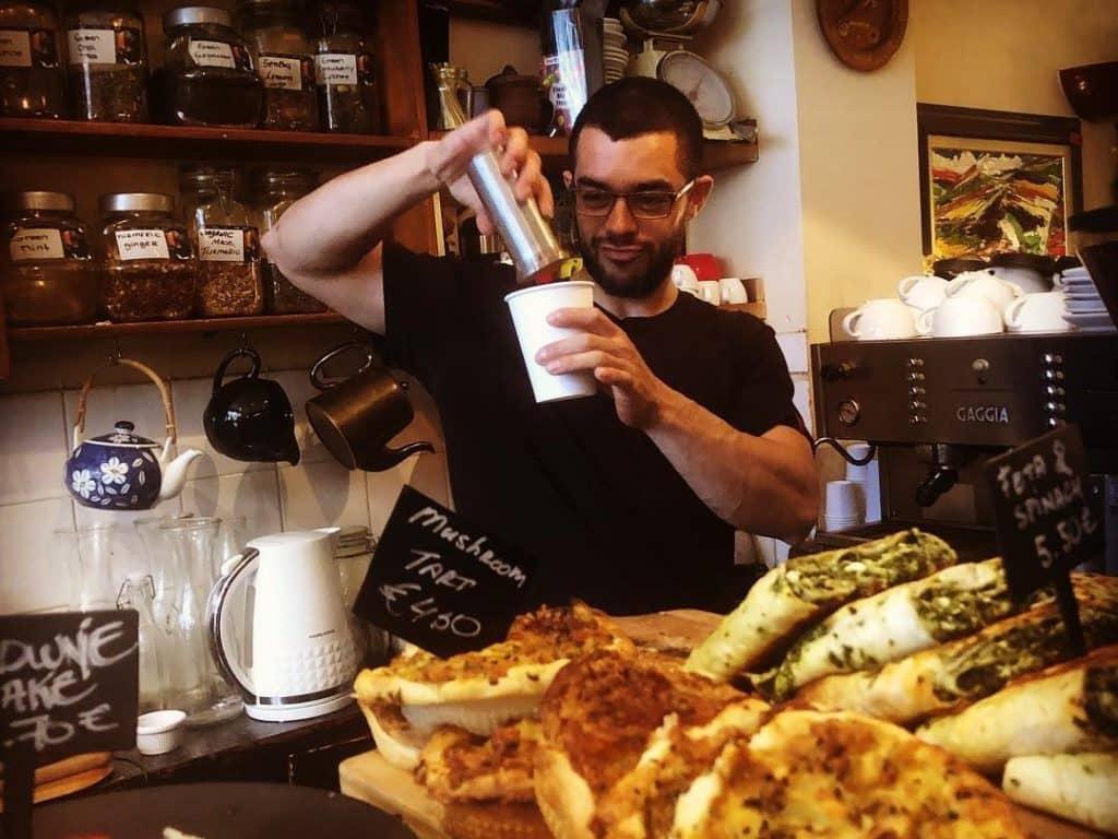Joy of Chá – for a joyous brunch experience