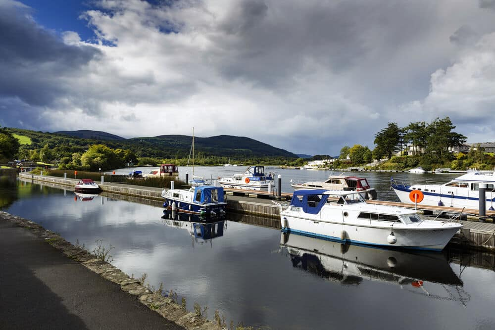 Killaloe River Cruises  - discover the iconic River Shannon