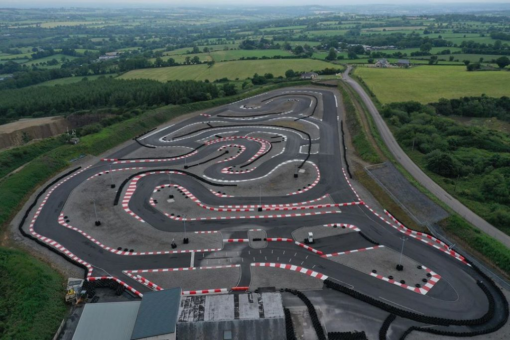 Kiltorcan Raceway – for the best place to go go-karting in Ireland