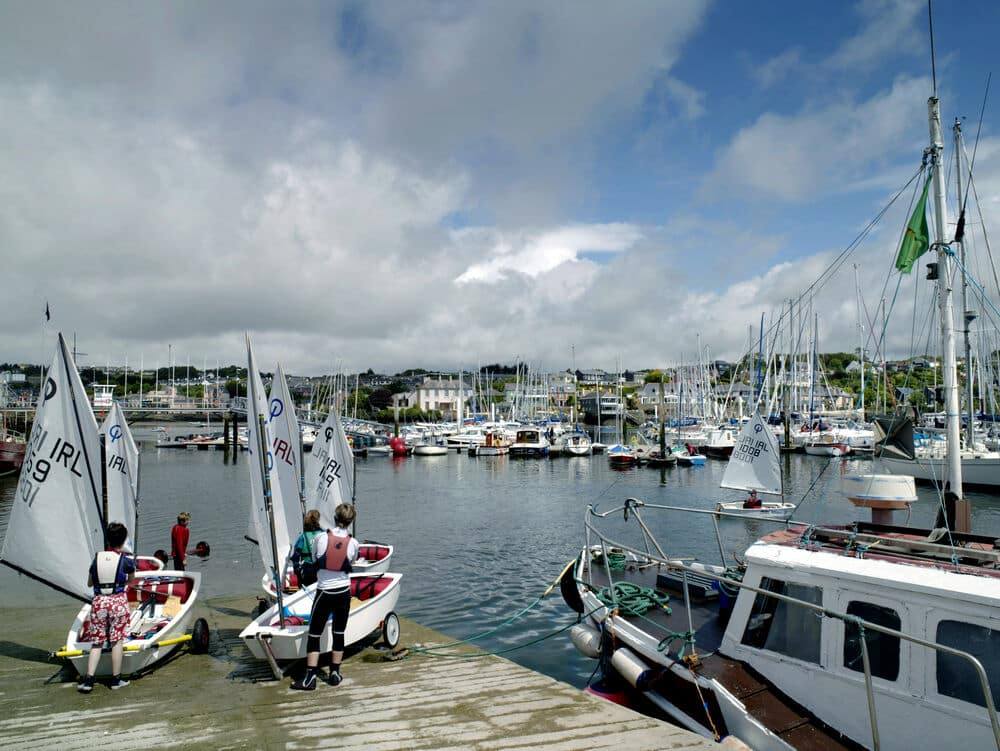 The Kinsale River cruise is one of the best river cruises in Ireland.