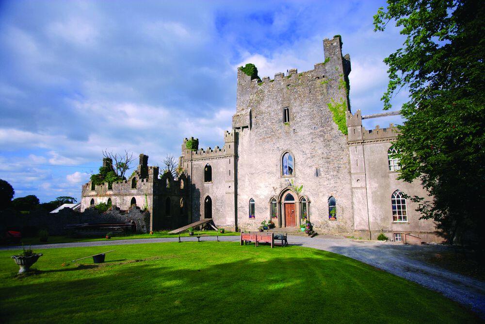 Our bucket list ideas list includes a tour of Leap Castle.