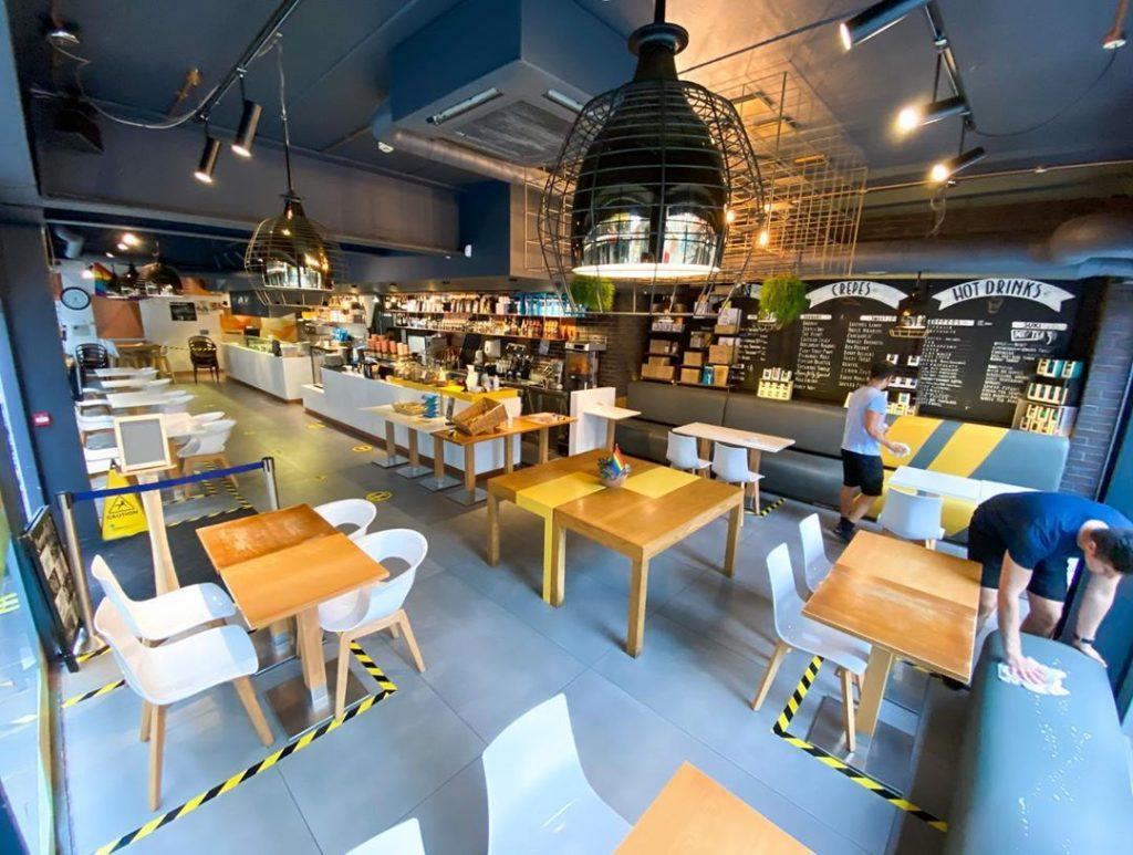 Lemon Jelly Café – one of the best breakfast and brunch spots in Dublin
