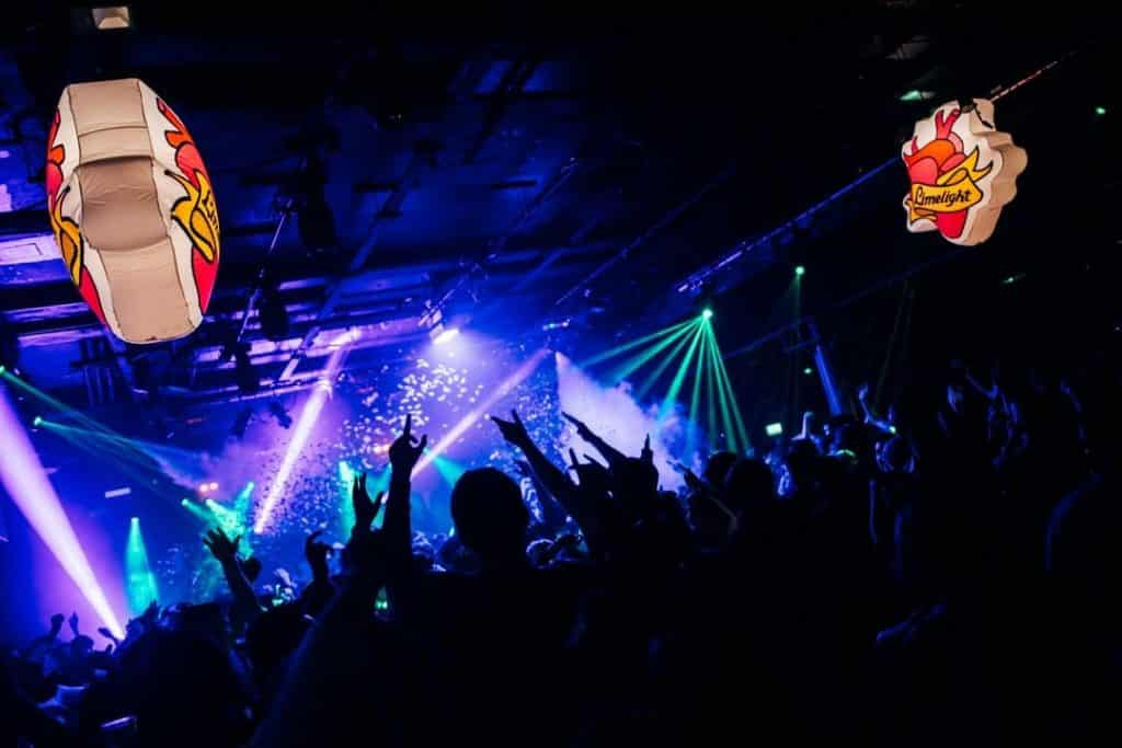 Limelight – for the best of the nightclubs in Belfast