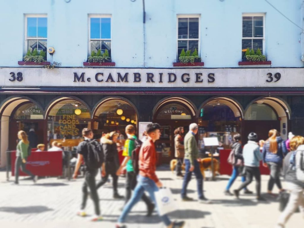 A place locals swear by, McCambridge's is one of the best breakfast and brunch places in Galway.