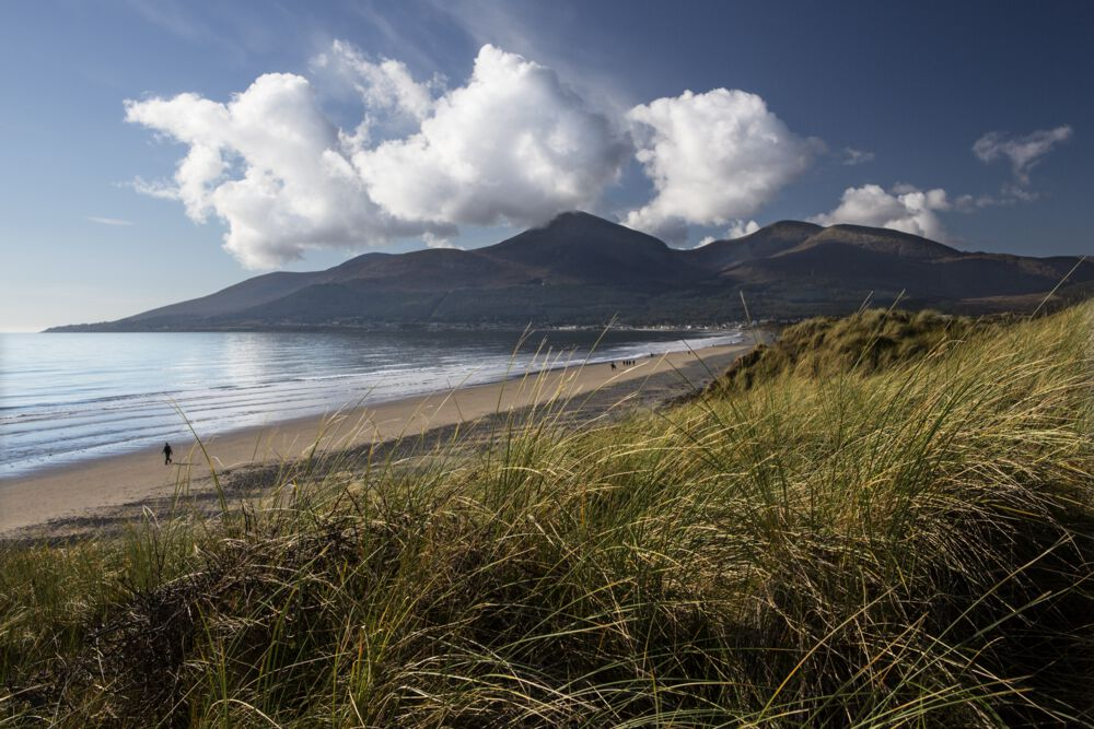 Murlough Bay is another of the top best things to do in County Down.