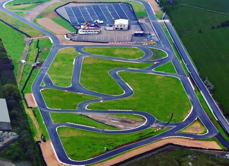 Nutts Corner Circuit – for some outdoor high-speed thrills
