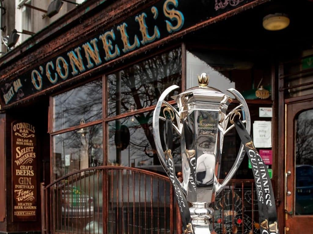 O'Connell's Bar in Galway is one of the best Irish pubs.
