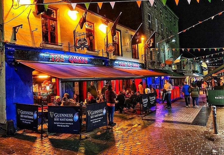 The Quays – the perfect taste of Irish culture
