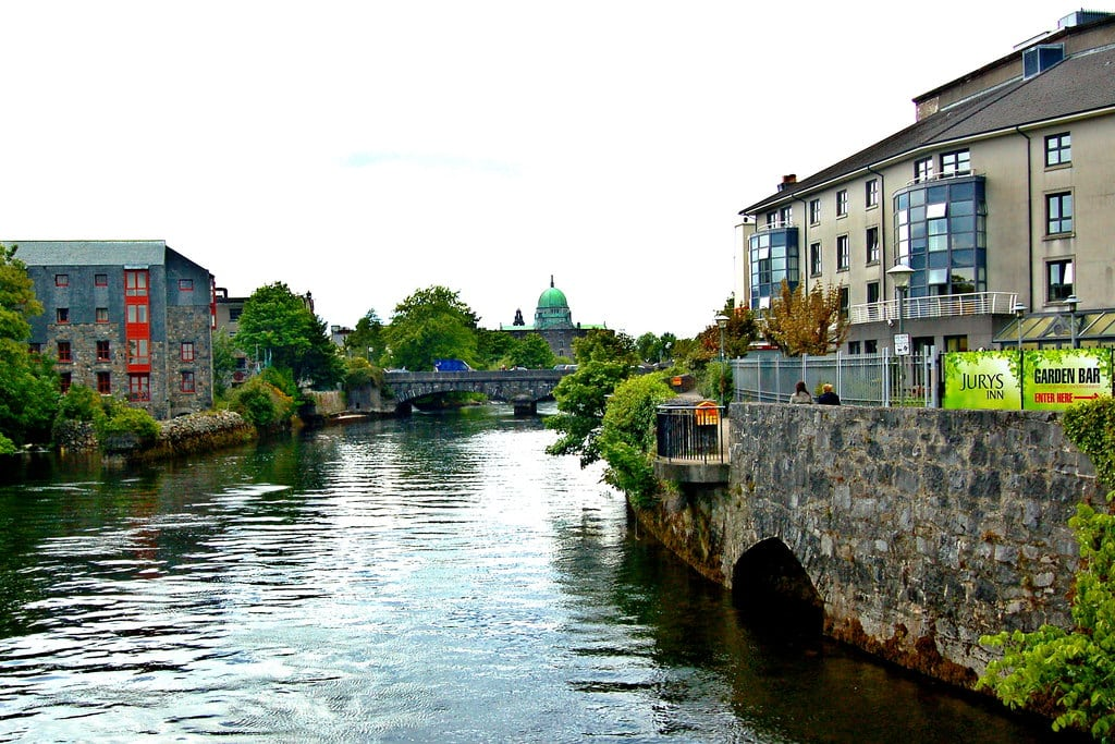 The Corrib Princess Cruise in Galway is the second best river cruise in Ireland.