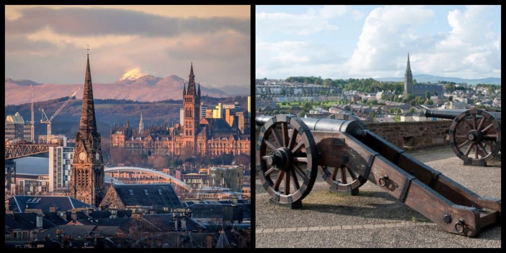 The 10 best tours to Ireland and Scotland, RANKED