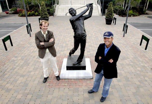 Seve Ballesteros (Heritage Golf Club, Co Laois) – a Spaniard who endeared himself to Irish hearts