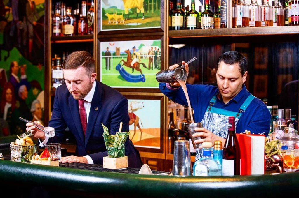The Shelbourne – for non-alcoholic drinks in Dublin in style
