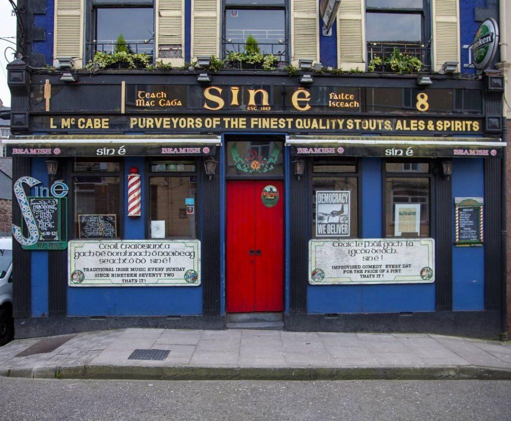 Cork - Sin É