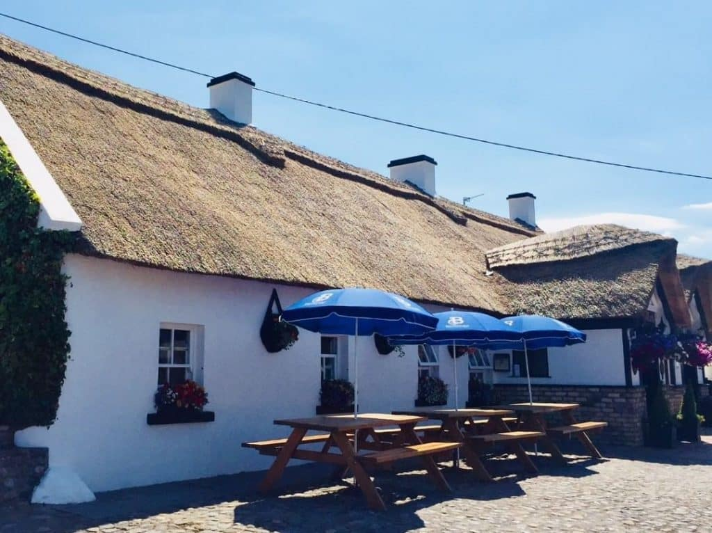 Offaly - The Thatch Crinkill
