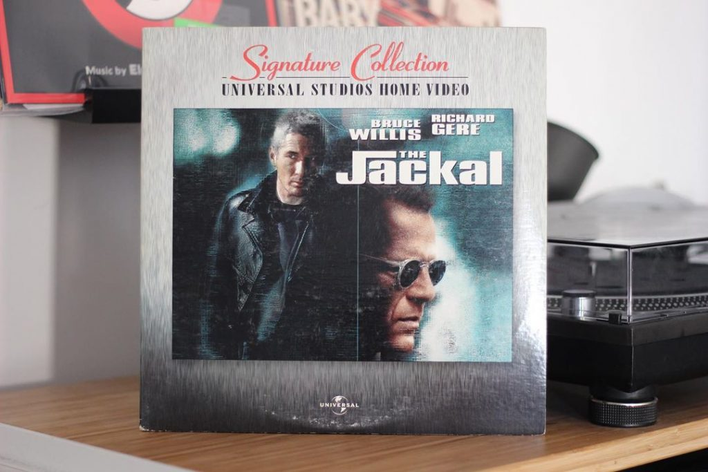 The Jackal (1997) – questionable Irish accents