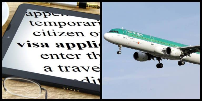 3 ways Irish people can get visas to go abroad
