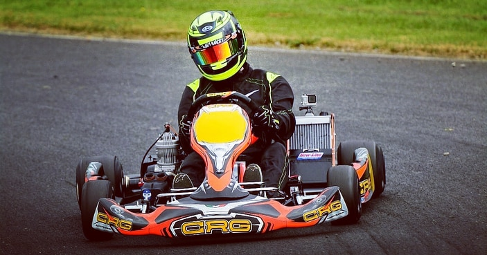 WhiteRiver Karting – an excellent modern outdoor racetrack