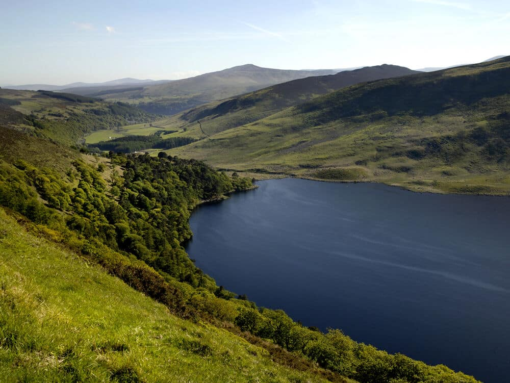 Kilkenny, Wicklow Mountains, Glendalough, Sheep Dog Trails – delve into the Wicklow Mountains.