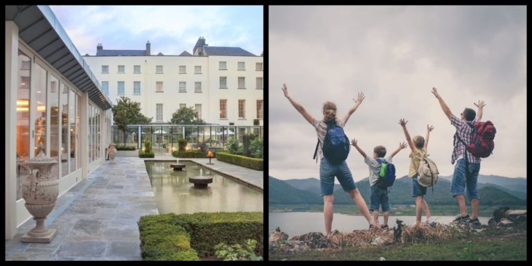 The 10 BEST family hotels in Ireland