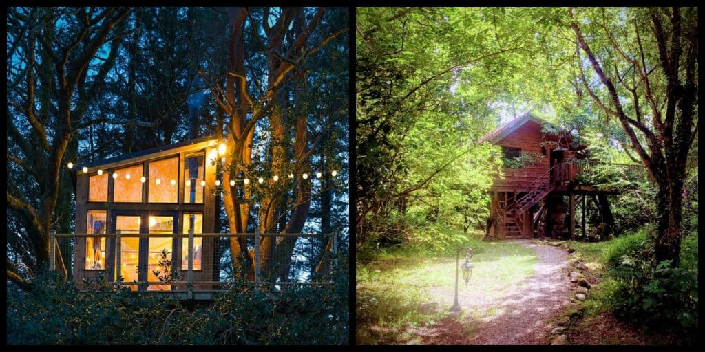 5 unique treehouses in Ireland that you can stay in