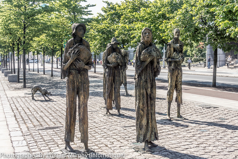 The Famine – one of the top social taboos in Irish society