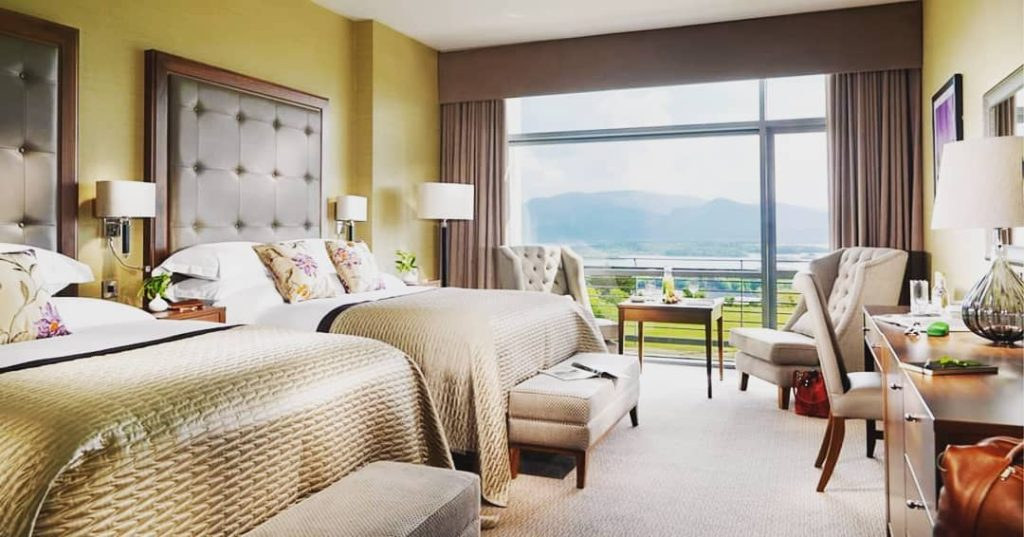 Aghadoe Heights – a hotel surrounded by beauty