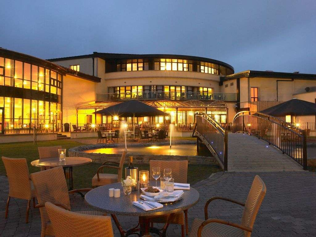 Amber Springs Hotel, Gorey - for an activity-packed family vacation