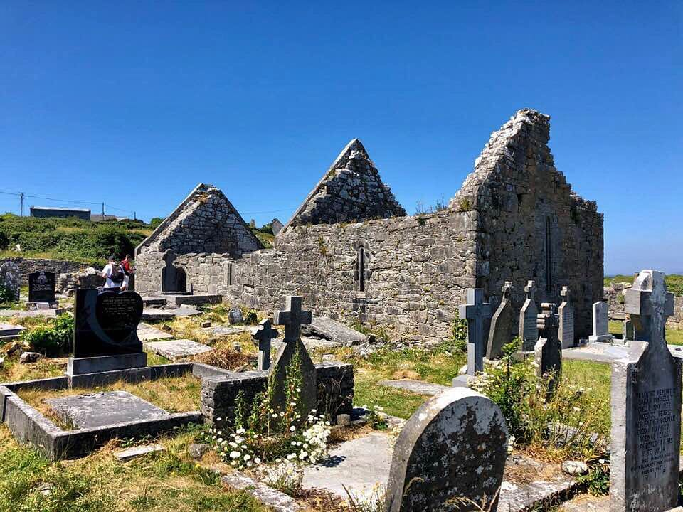 The Seven Churches and Clochan na Carraige, Co. Galway – uncover early Christian life on Inis Mór