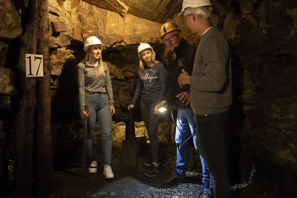 Another of the top best things to do in Roscommon is Arigna Mining Experience.