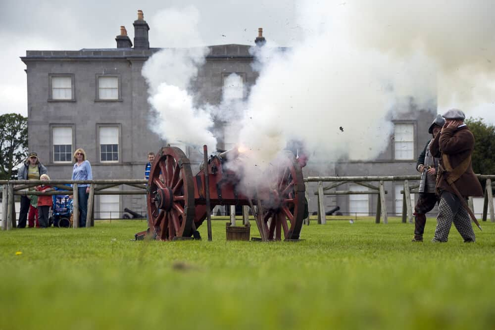 Battle of the Boyne Visitor Centre – one of the best things to do in County Meath