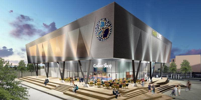 The Belfast Aquarium would undoubtedly help make Belfast the best city in Ireland.
