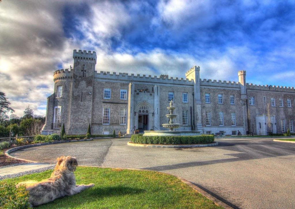 Bellingham Castle, Co. Louth - one of the most intimate castle hotels in Ireland